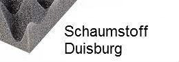 Schaumstoff Duisburg